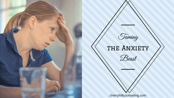 taming anxiety