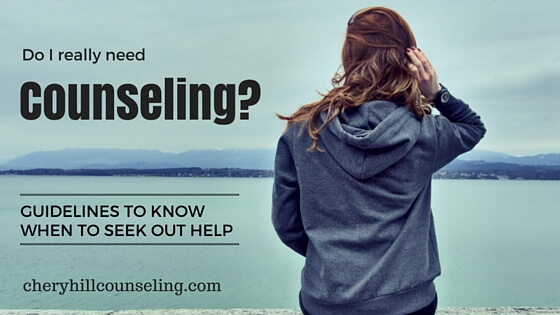 You are currently viewing Do I Really Need Counseling?