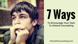 Read more about the article 7 Ways To Encourage Your Teen To Attend Counseling