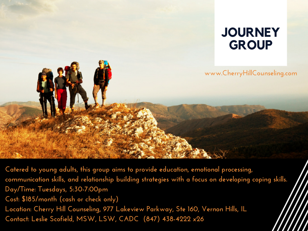 Read more about the article New Group: Journey Group for young adults