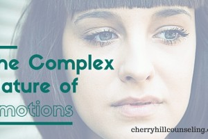 The Complex Nature Of Emotions Cherry Hill Counseling