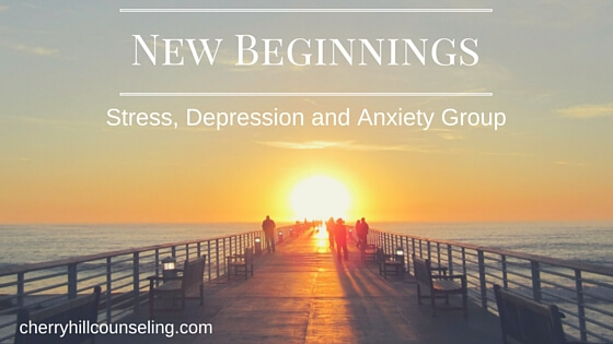 Read more about the article New Beginnings: Stress, Depression and Anxiety Group