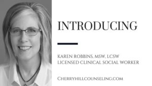 Read more about the article Introducing Karen Robbins MSW, LCSW