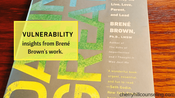 Read more about the article Vulnerability: Insights from Brené Brown's Work
