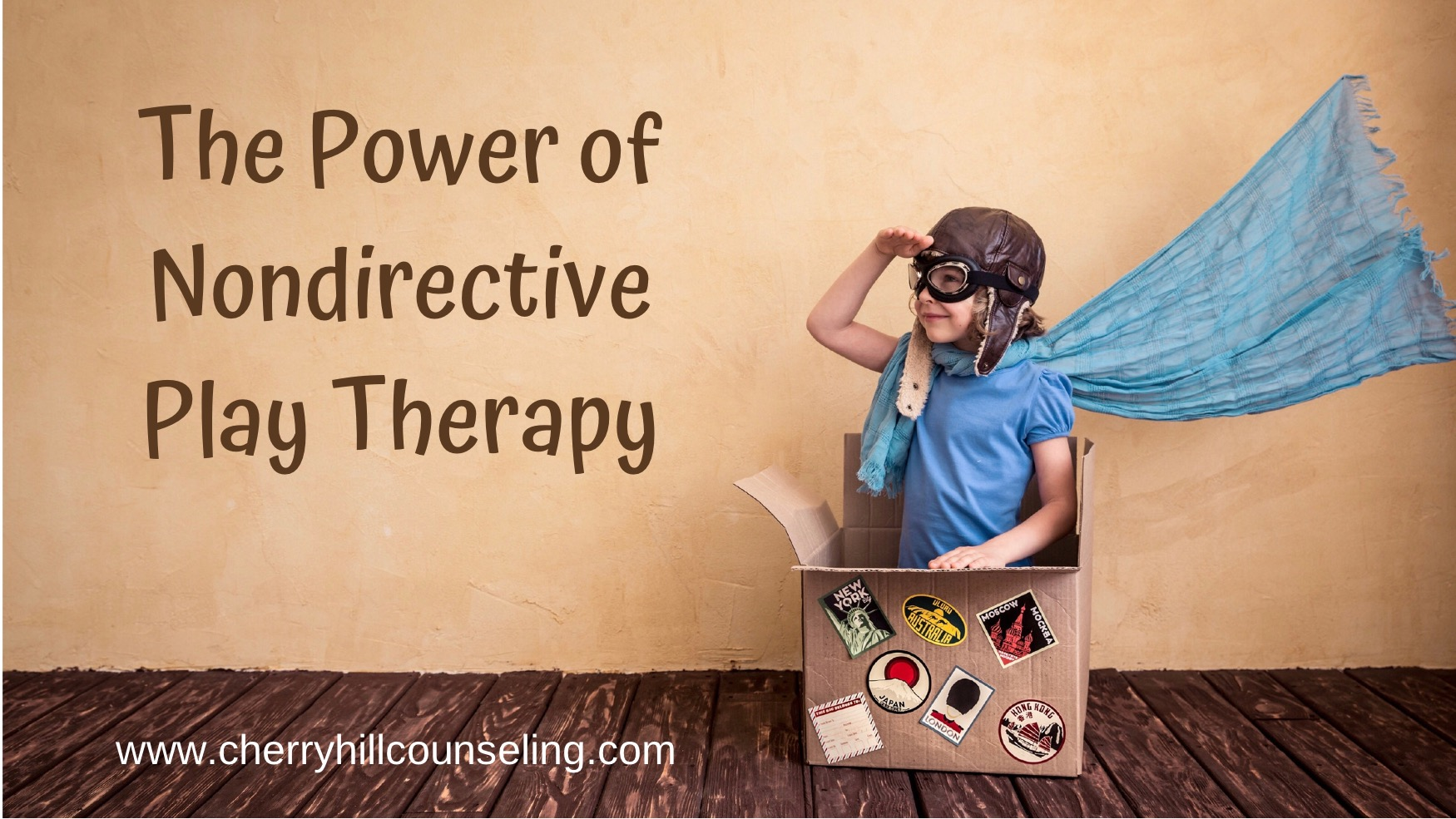 The Power of Nondirective Play Therapy