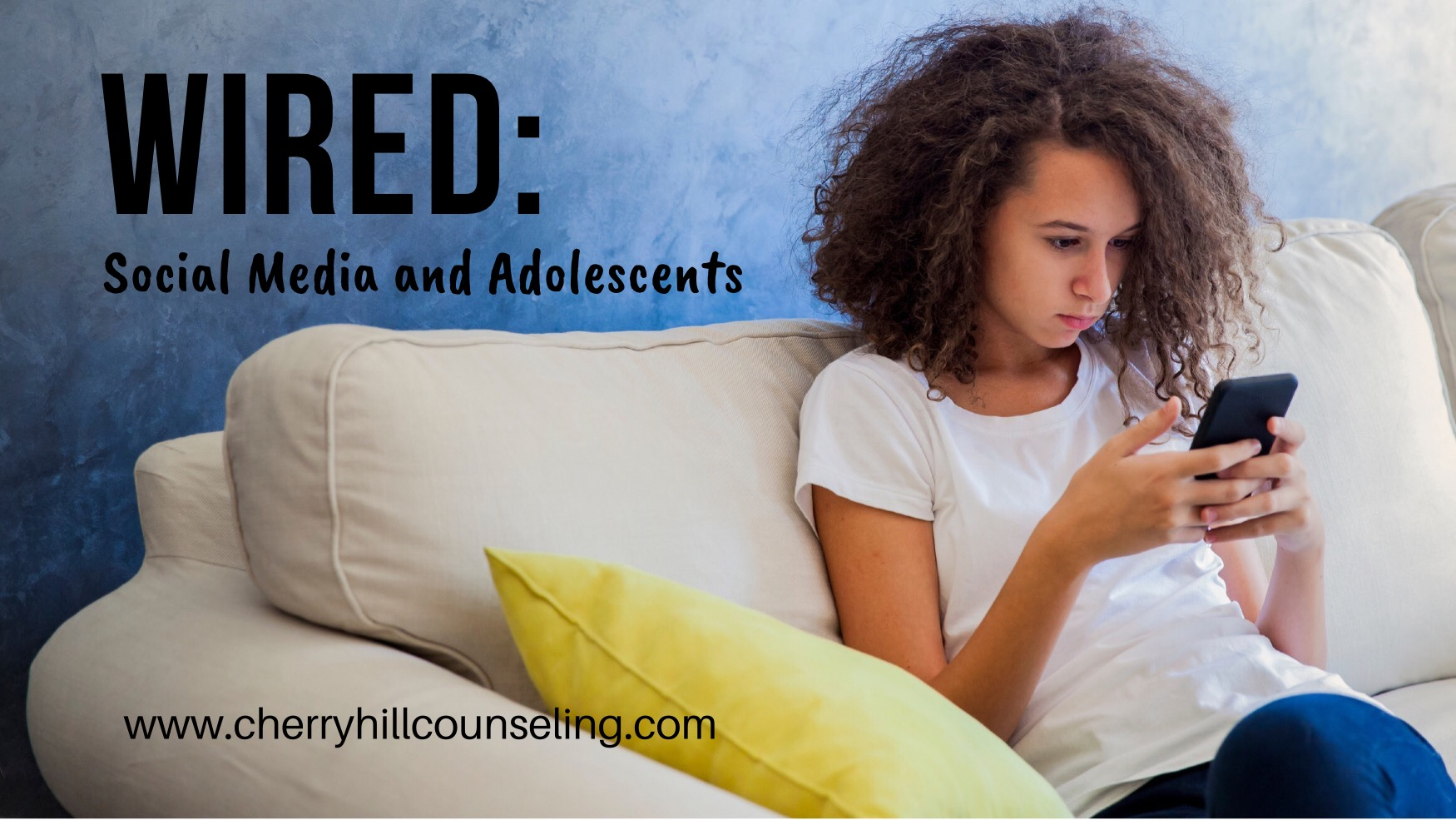 Wired: Social Media and Adolescents