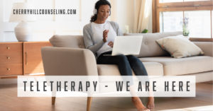 Read more about the article Teletherapy – We Are Here
