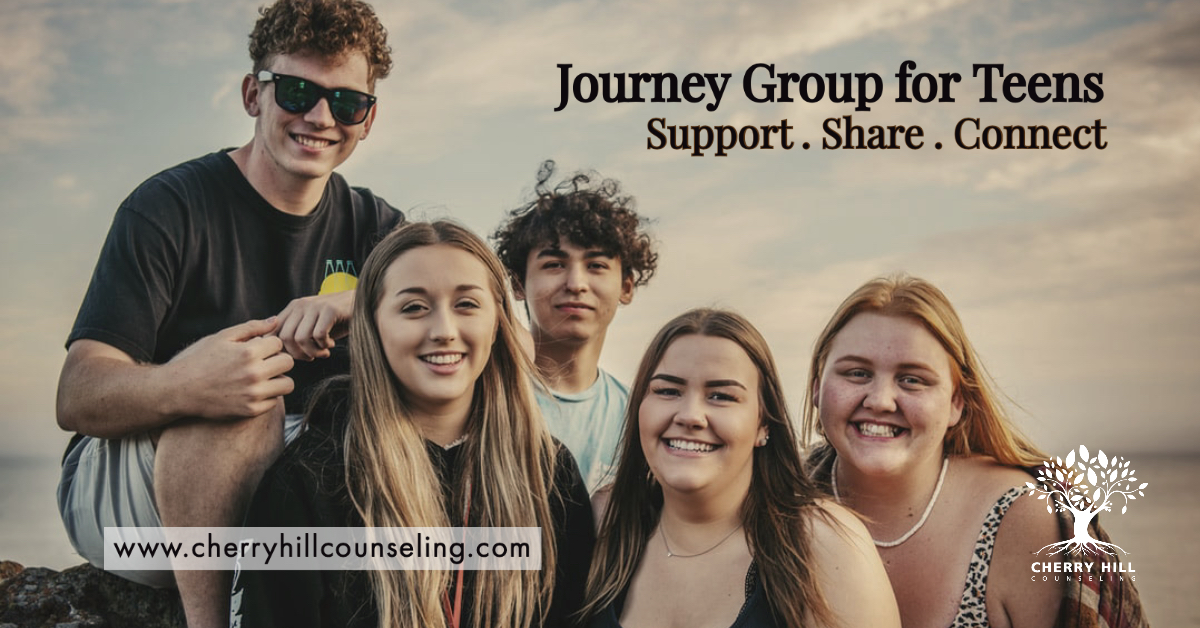 Read more about the article Journey Group for Teens
