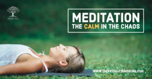 Read more about the article Meditation: The Calm in the Chaos