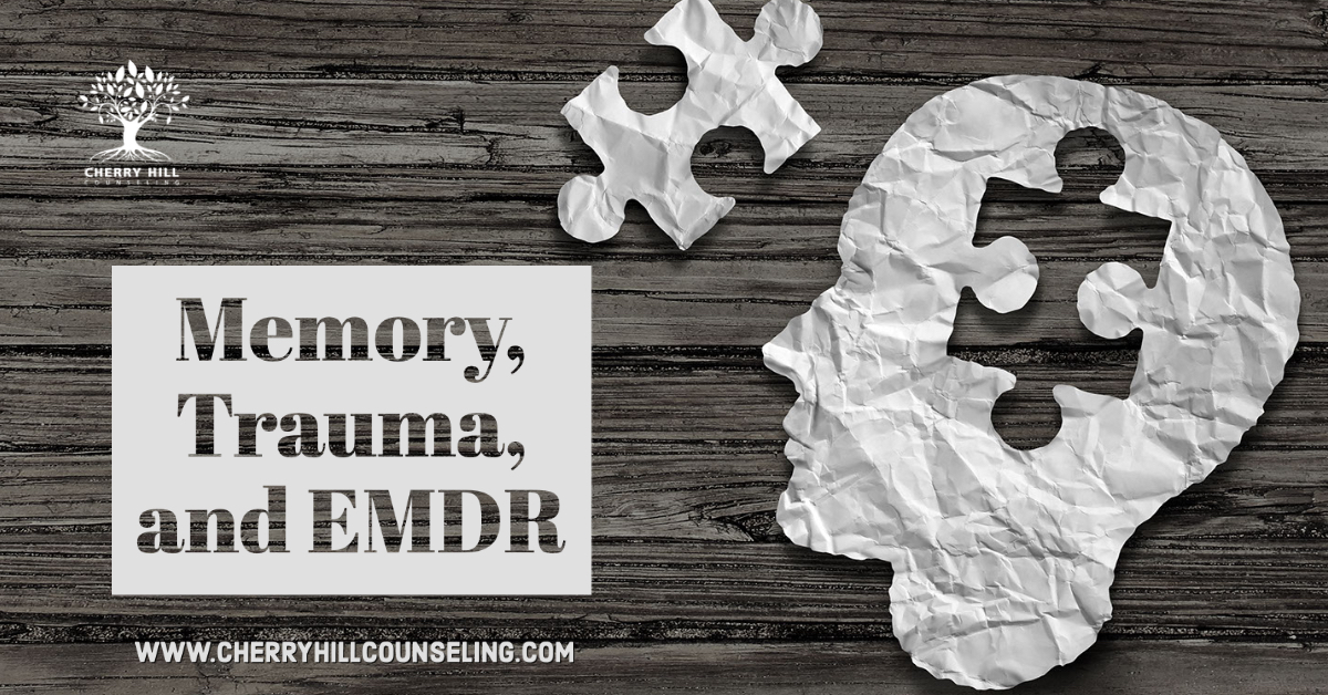 Read more about the article Memory, Trauma, and EMDR