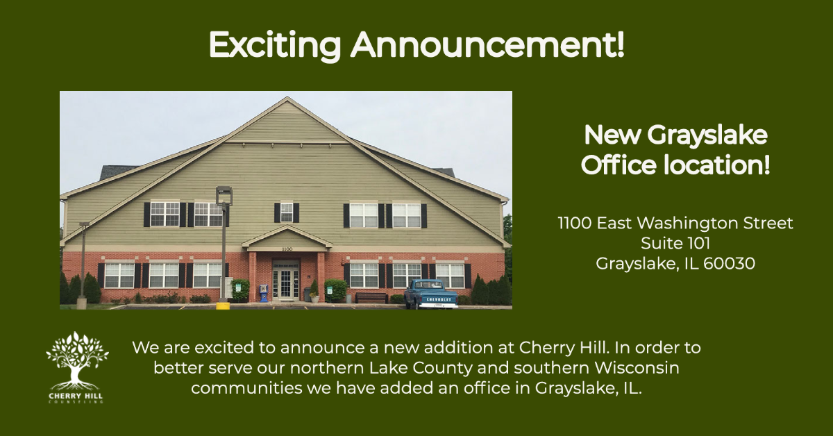 Read more about the article Announcing New Grayslake Office Location